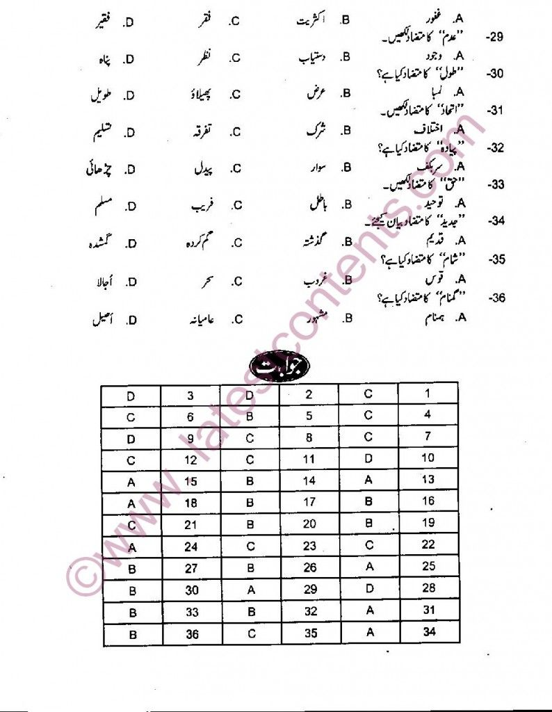 Mcqs Urdu Islamiat Social Studies Science Pedadgogy Teaching Methods With Answers Free Download 123 Social Studies Study Notes Good Vocabulary Words [ 1024 x 794 Pixel ]