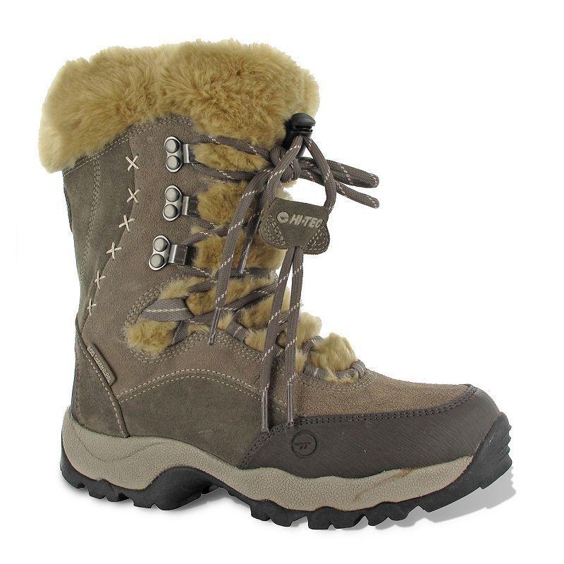 Hi-Tec St. Moritz 200 Women's Winter Boots, Size: medium (5), Green