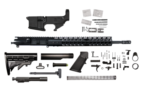 AR-15 Complete Rifle Kit - 16