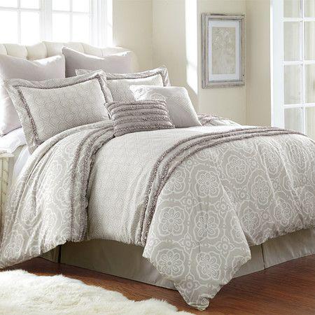 8 Piece Cecelia Comforter Set Alexandra Comforters