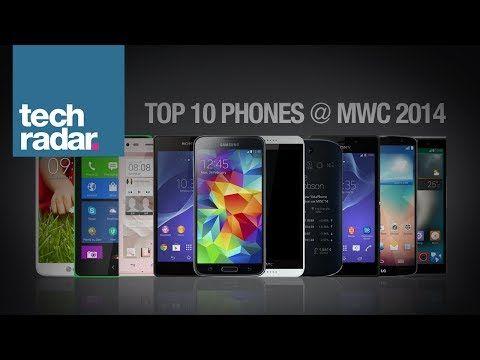 Top 10 Best Smartphones Of Mwc 2014 Best Smartphone Phone Top 10 Phones