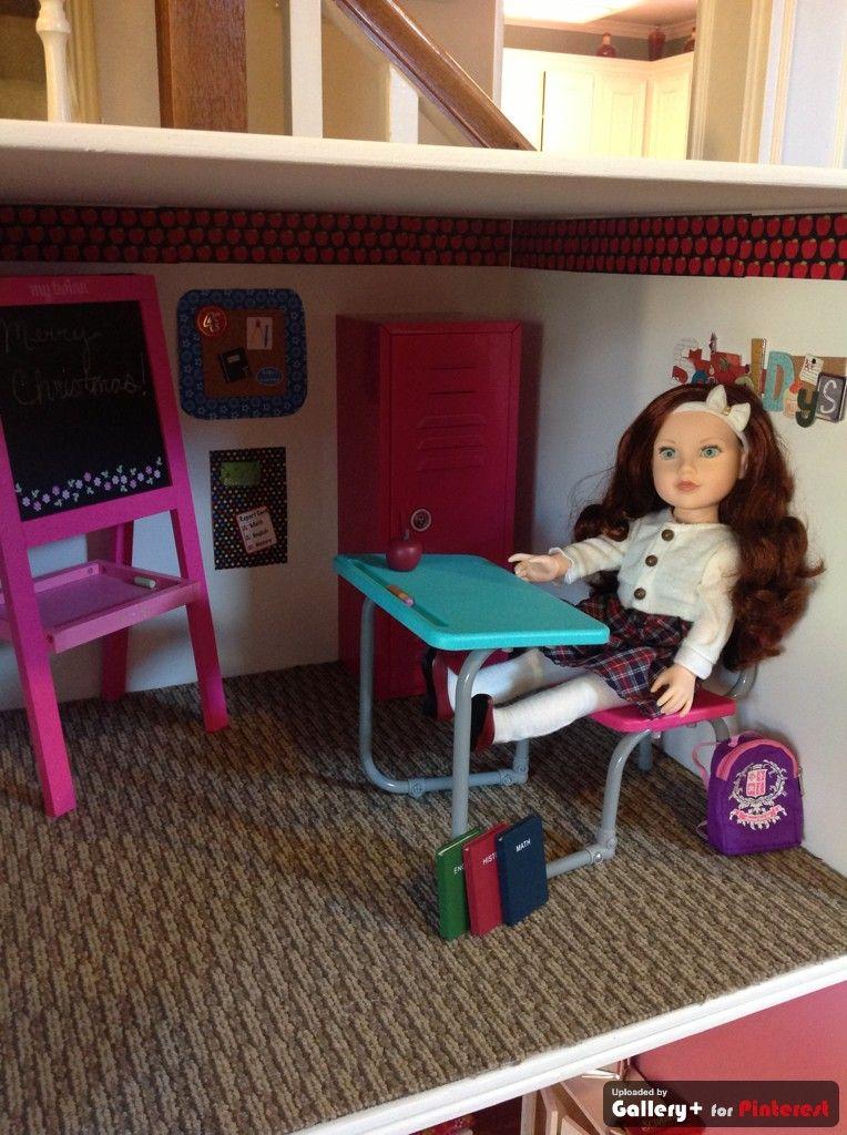 Ag Size Classroom Doll Is Journey Girl Kelsey Journey Girl