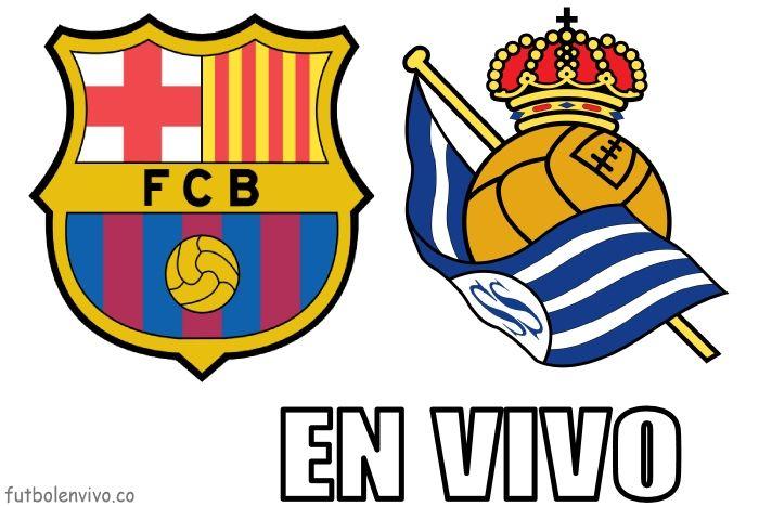Pin En Barcelona Vs Real Sociedad