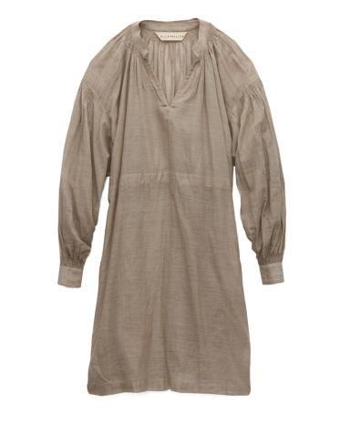 Beige Gabin Dress