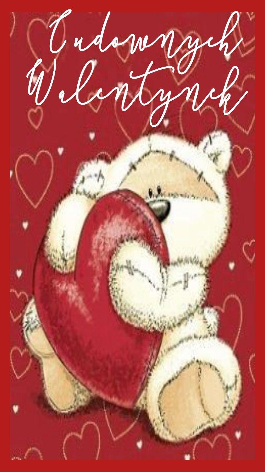 Walentynki Fizzy Moon Tatty Teddy Teddy