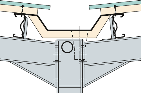 Kingspan Gutter And Downpipe Details Roof Design