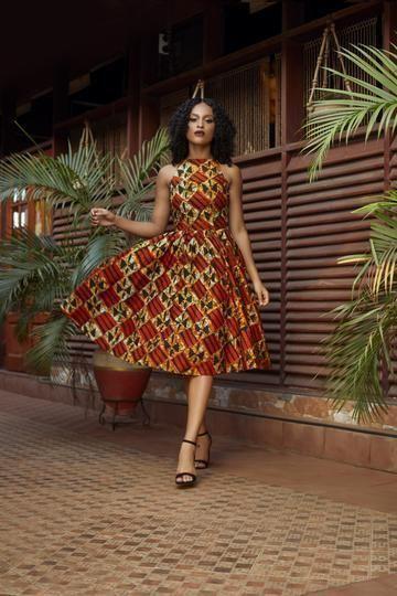 45+ LATEST AFRICAN ANKARA DRESS STYLES - African fashion #africandressstyles 45+ LATEST AFRICAN ANKARA DRESS STYLES - African fashion #afrikanischerstil