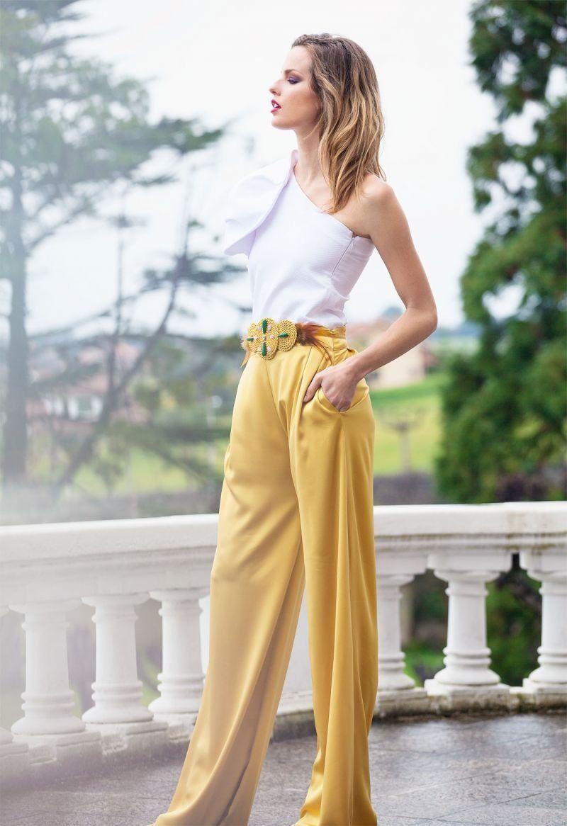 15 Tips Claves Para Lucir Unos Pantalones Anchos Y Dominar El Street Style Pantalones Anchos Pantalones Pantalones Palazos