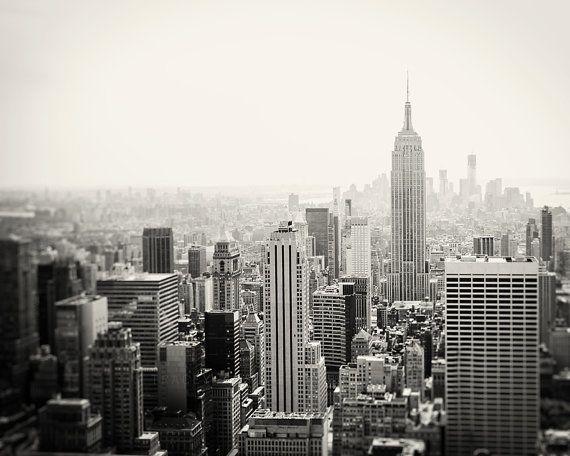 Skyline Fotografie Schwarz Wei 223 Fotografie New York City