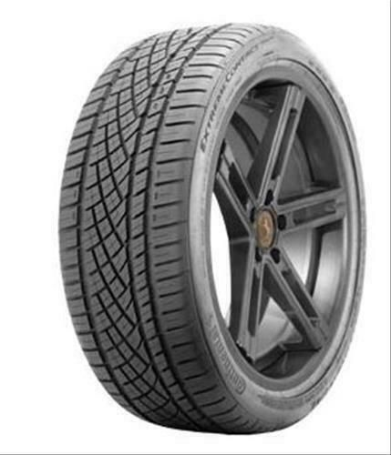 (Advertisement EBay) Continental ExtremeContact DWS06 Tire