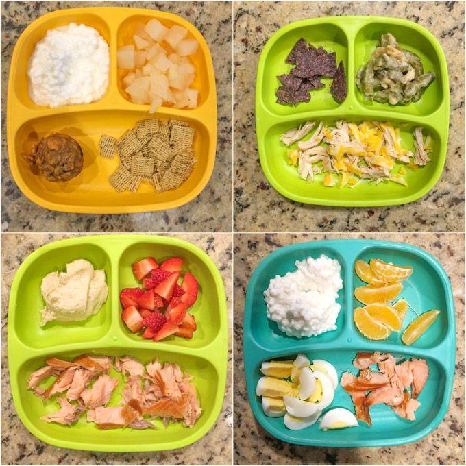 Health dinner for kids