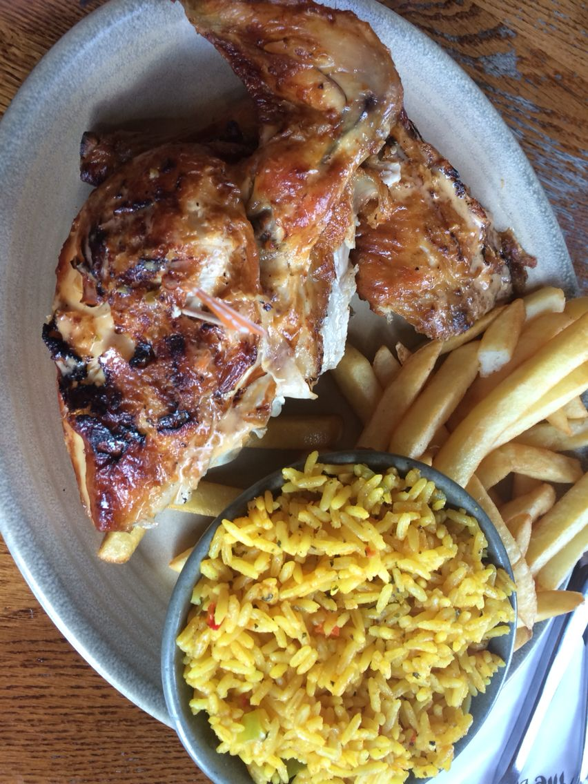 Nandos Shoreditch Non Halal Food Halal Pork