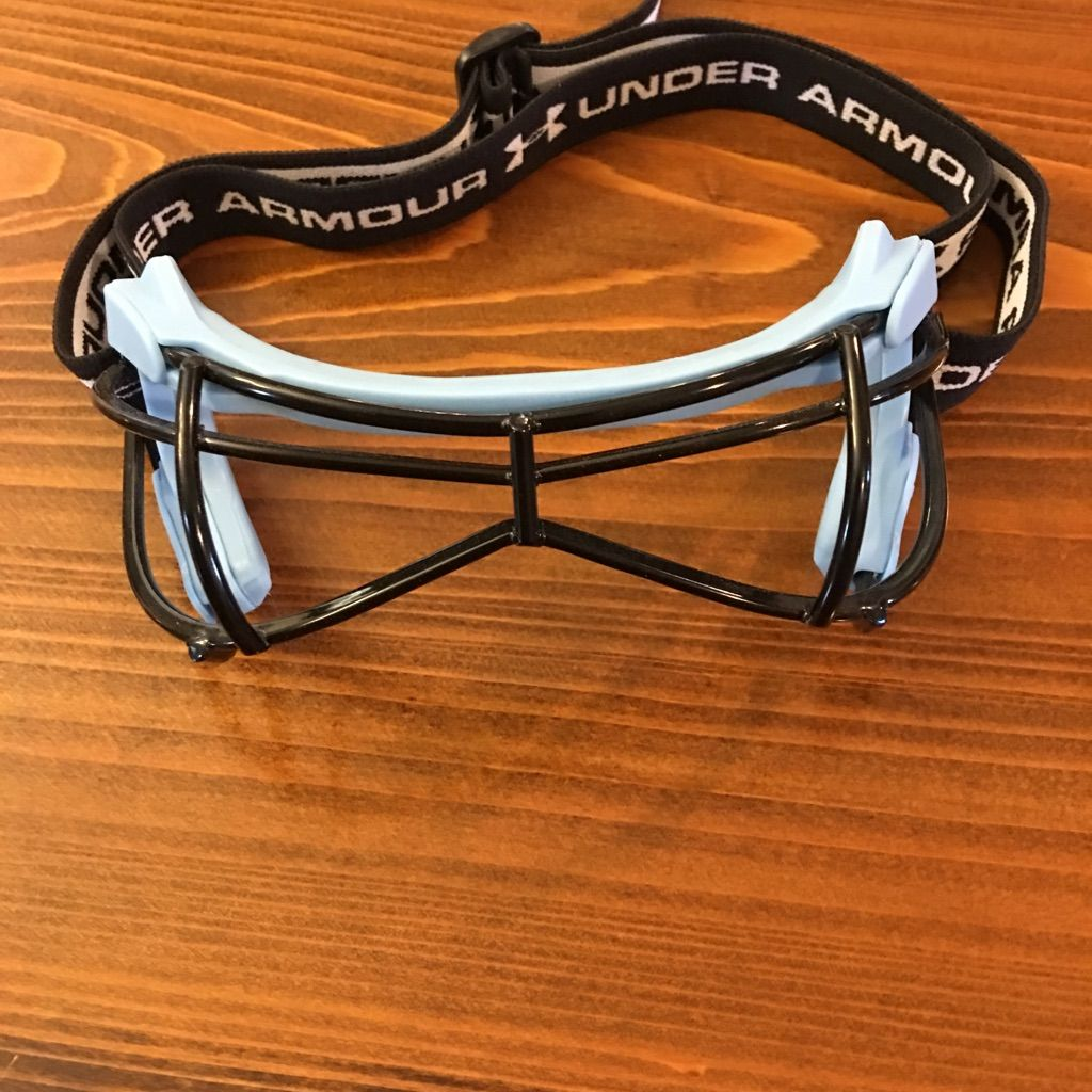 14ece6be9c Under Armour Illusion 2 Lacrosse Goggles BN