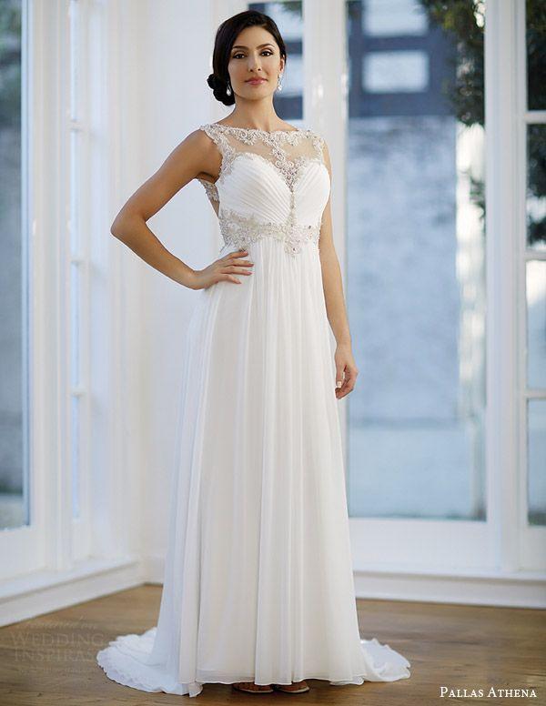 Venus bridal fall 2015 collections sponsor highlight for Illusion sweetheart neckline wedding dress
