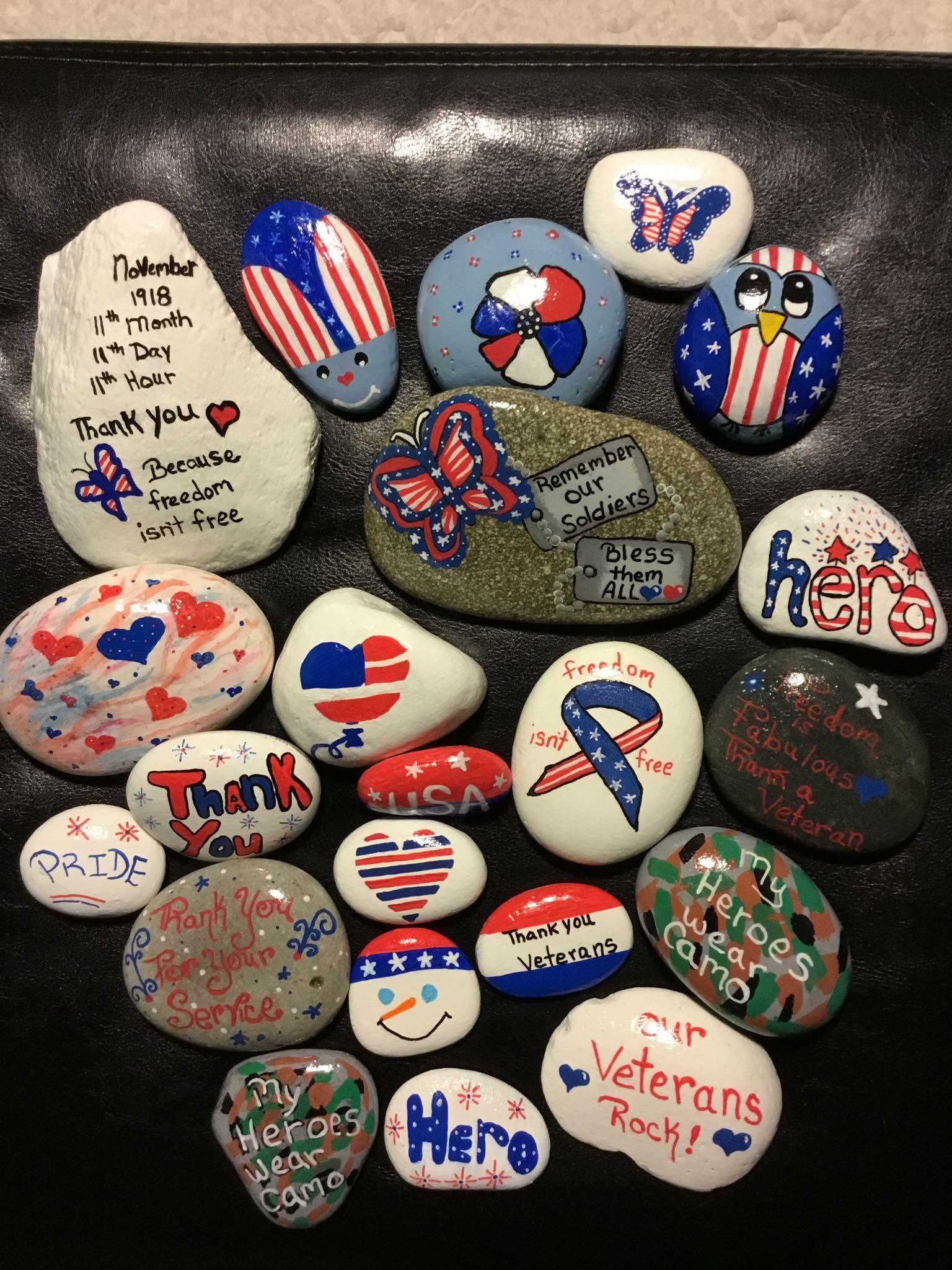 #veteransdayartprojects