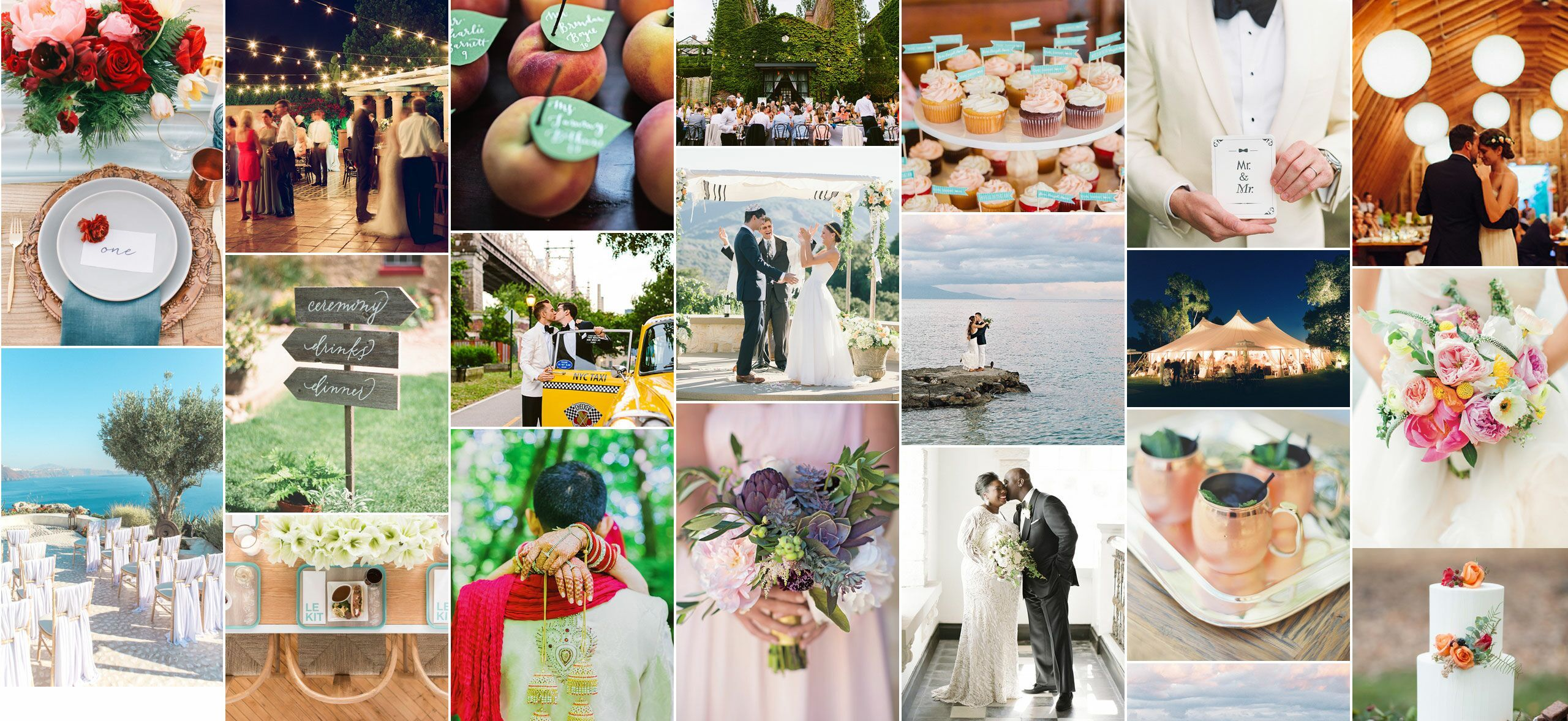 Wedding Style & Vision Wedding Style Quiz The Knot in