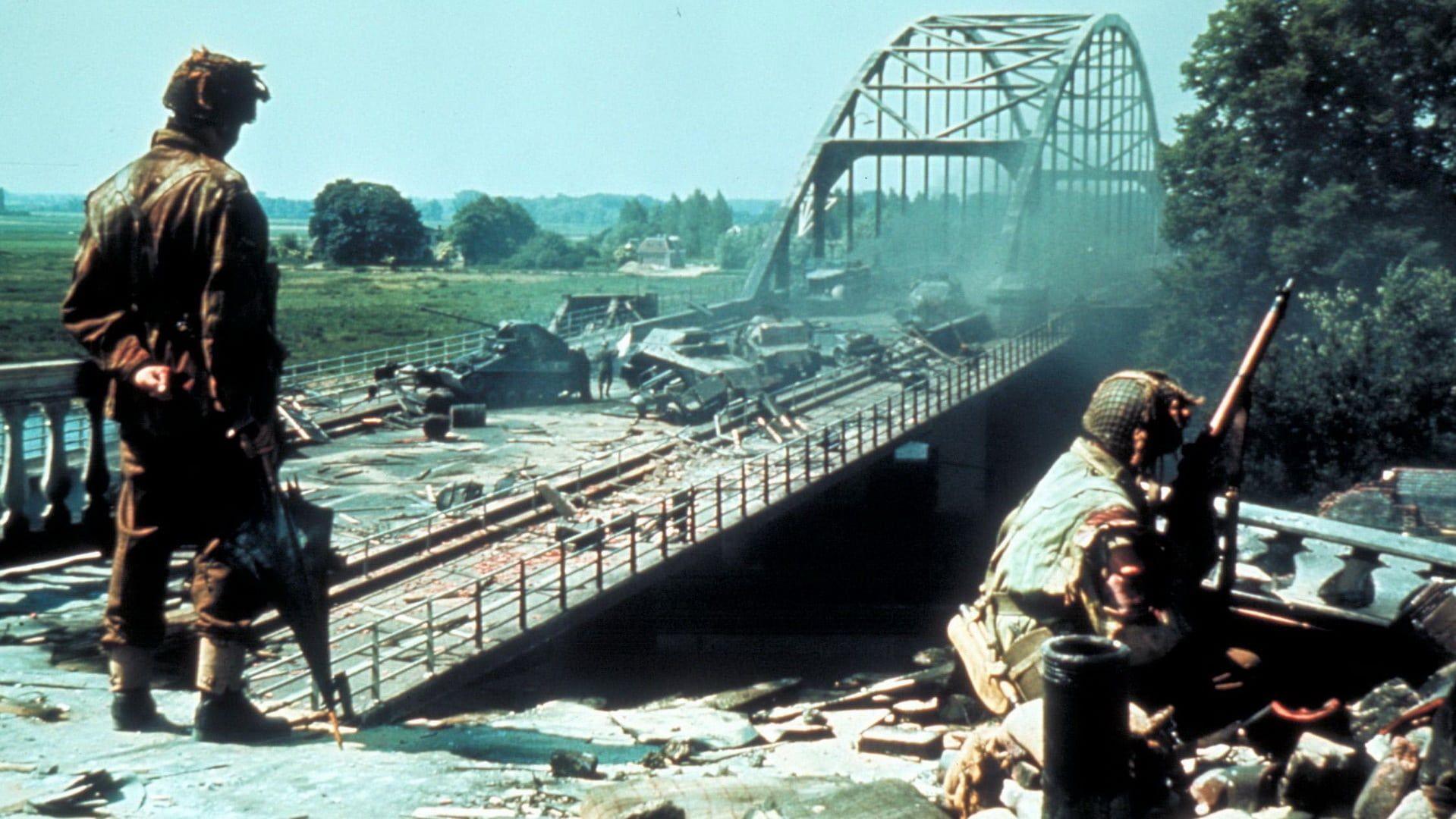 Im Spatsommer Des Jahres 1944 Eroffnet Der Britische General Browning Seinen Kommandeuren Einen Plan Den Feldmarschall Montgomery Entwickelt Hat D Arnhem Film