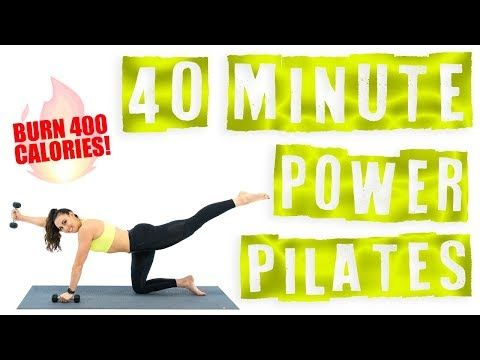20 Kick-Ass Pilates YouTube Workout Videos So You Never Have to Leave the House Again #pilatesworkoutvideos
