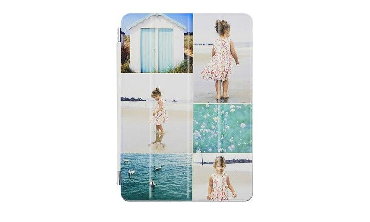 Personalise an iPad case with pictures of yourself, grandchildren, a favourite place, holiday or your own artwork