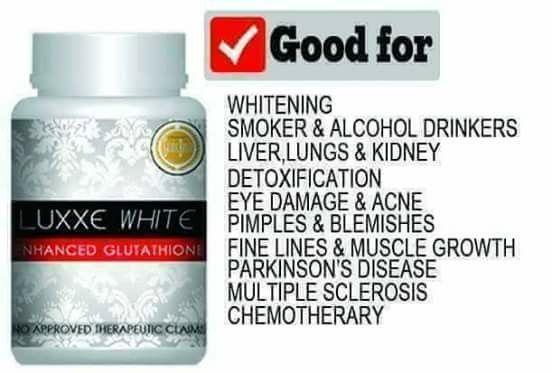 Luxxe White MAY SIDE-EFFECT BA?? BAKA MASIRA ANG ATAY KO?? ✓ Walang