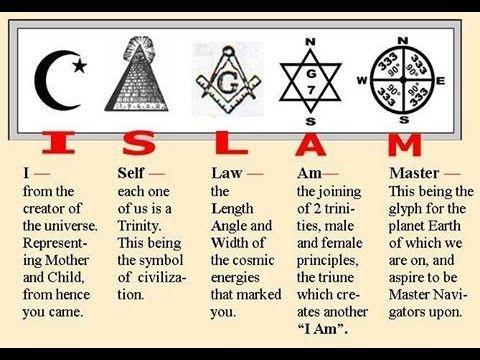 Canaanland Moors We are not Islamic, We are I Self Law Am
