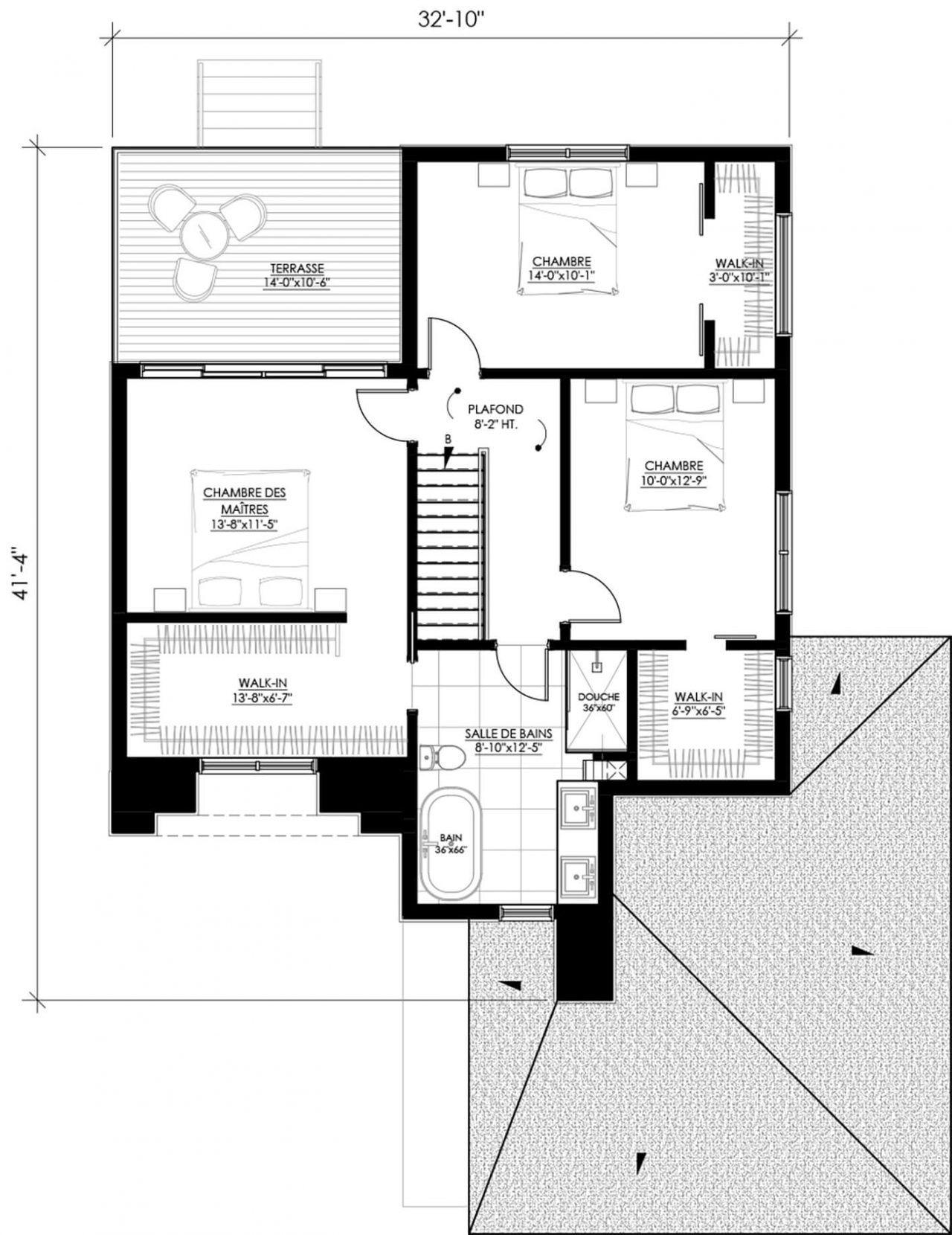 Plan De Maison E 129 Legue Architecture Plan De Maison Plan Maison Maison