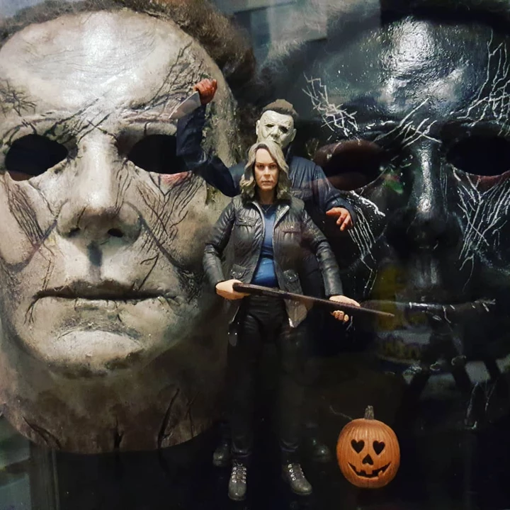 TODAY 2018/2016 Michael Myers Mask Pumpkin halloween