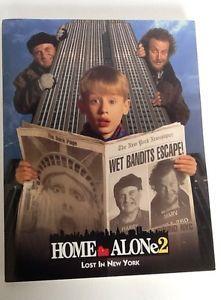 Home Alone 2 Lost Ny Movie Stills Macaulay Culkin Joe