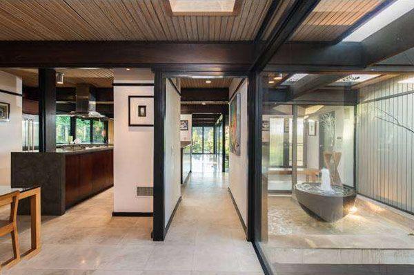 Post And Beam Mid Century Plastolux Post And Beam Mid Century Modern Interiors Mid Century House