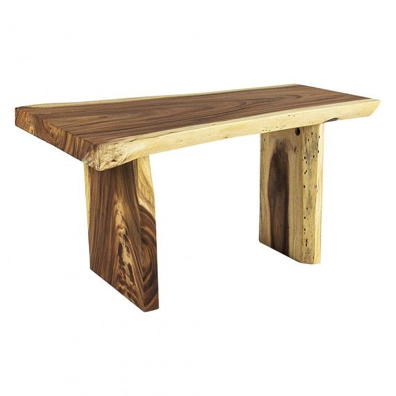 WOOD SLAB CONSOLE TABLE   Console Tables   Accent Tables   Living   HD  Buttercup Online. Wood SlabFurniture StoresConsole ...