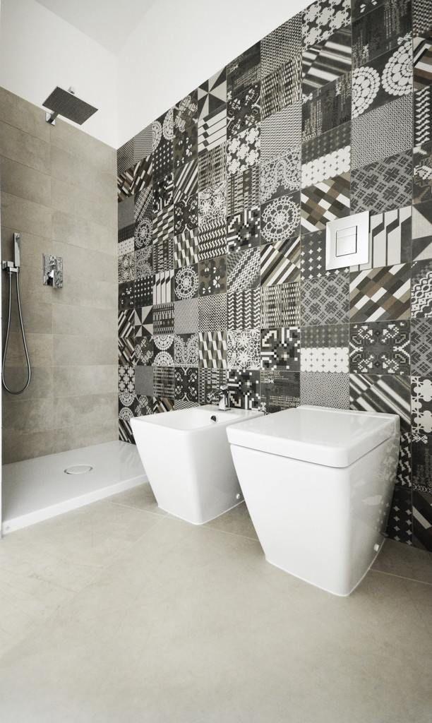 101 photos de salle de bains moderne qui vous inspireront Walls - Salle De Bain Moderne Grise