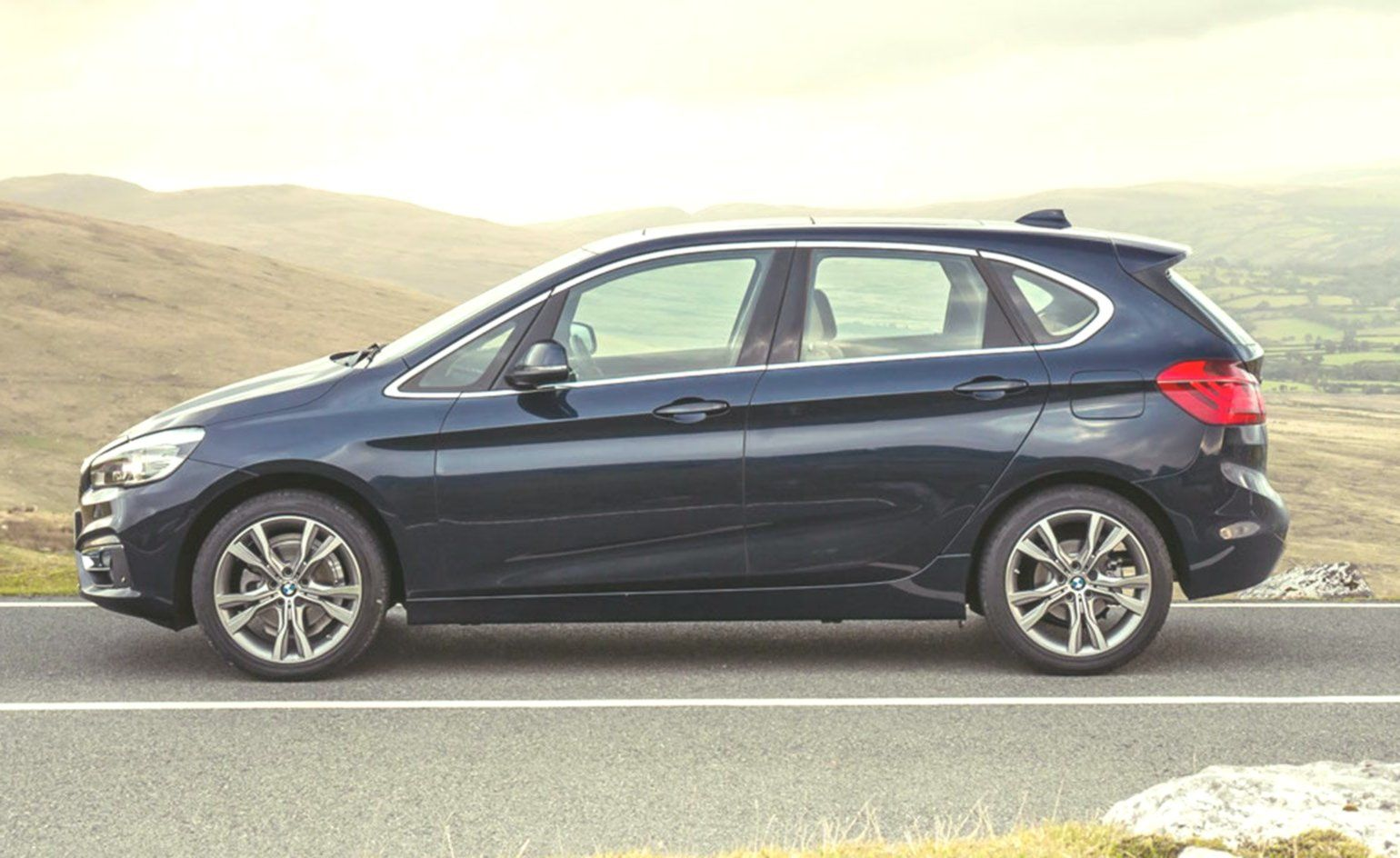 The Bmw 2 Series Active Tourer Offers A Pure Function In An Unconventional Package In 2020 Bmw 2 Pure Products Bmw