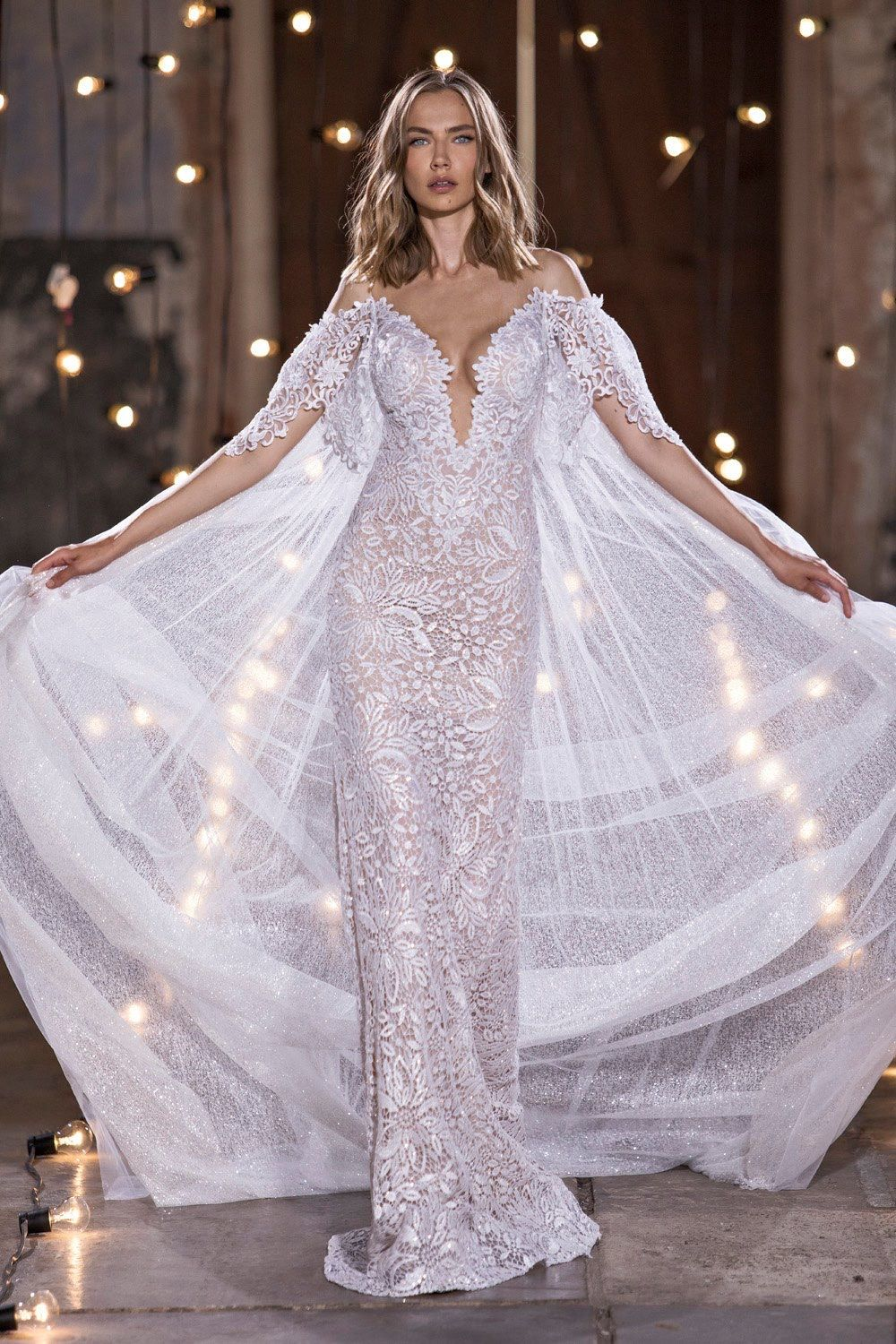 Nurit Hen 2018 Stardust Bridal Couture Collection | BRIDAL ...