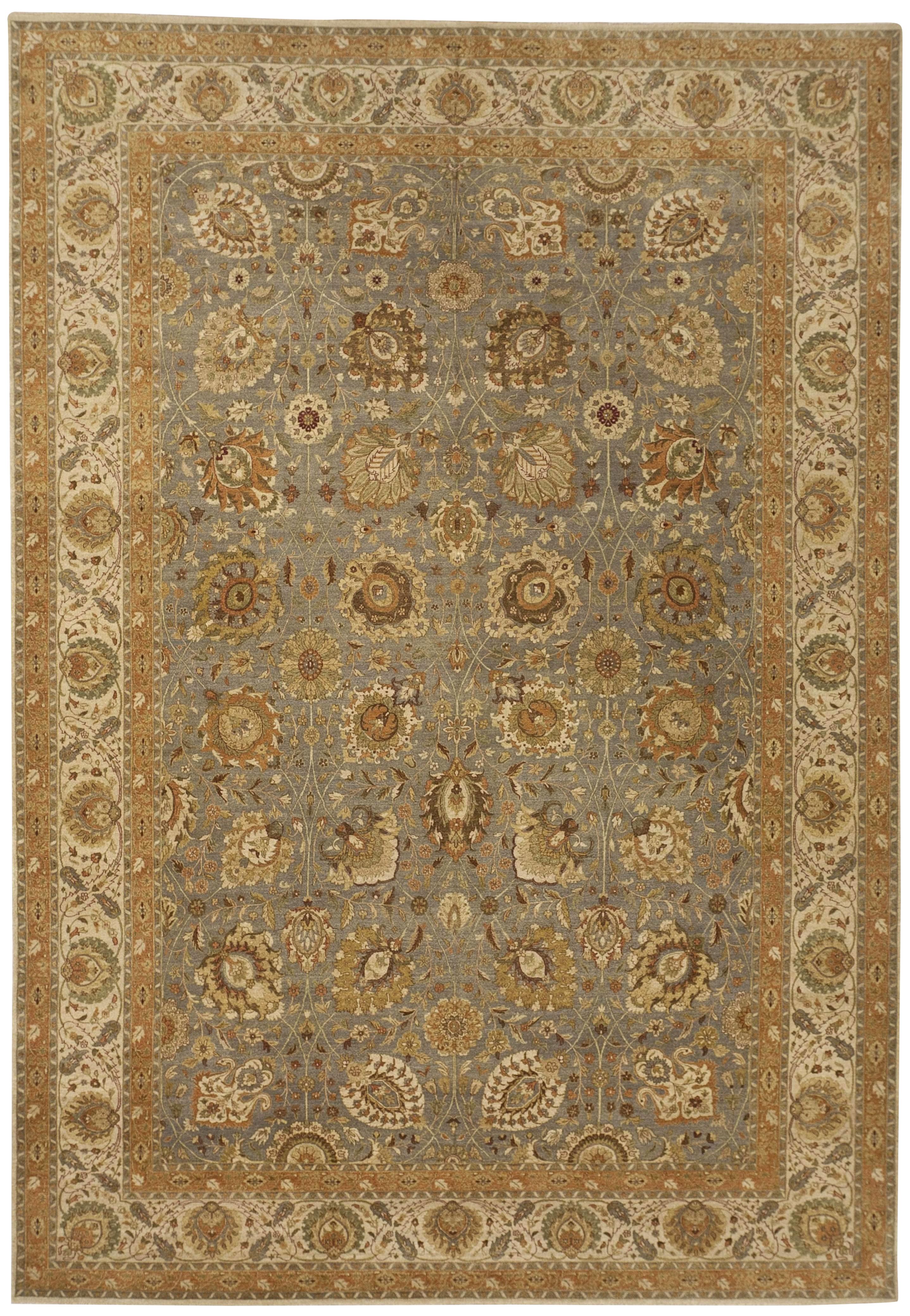 Hand Knotted Indian Rug 10 X 14 5 In 2018 Rugs Pinterest