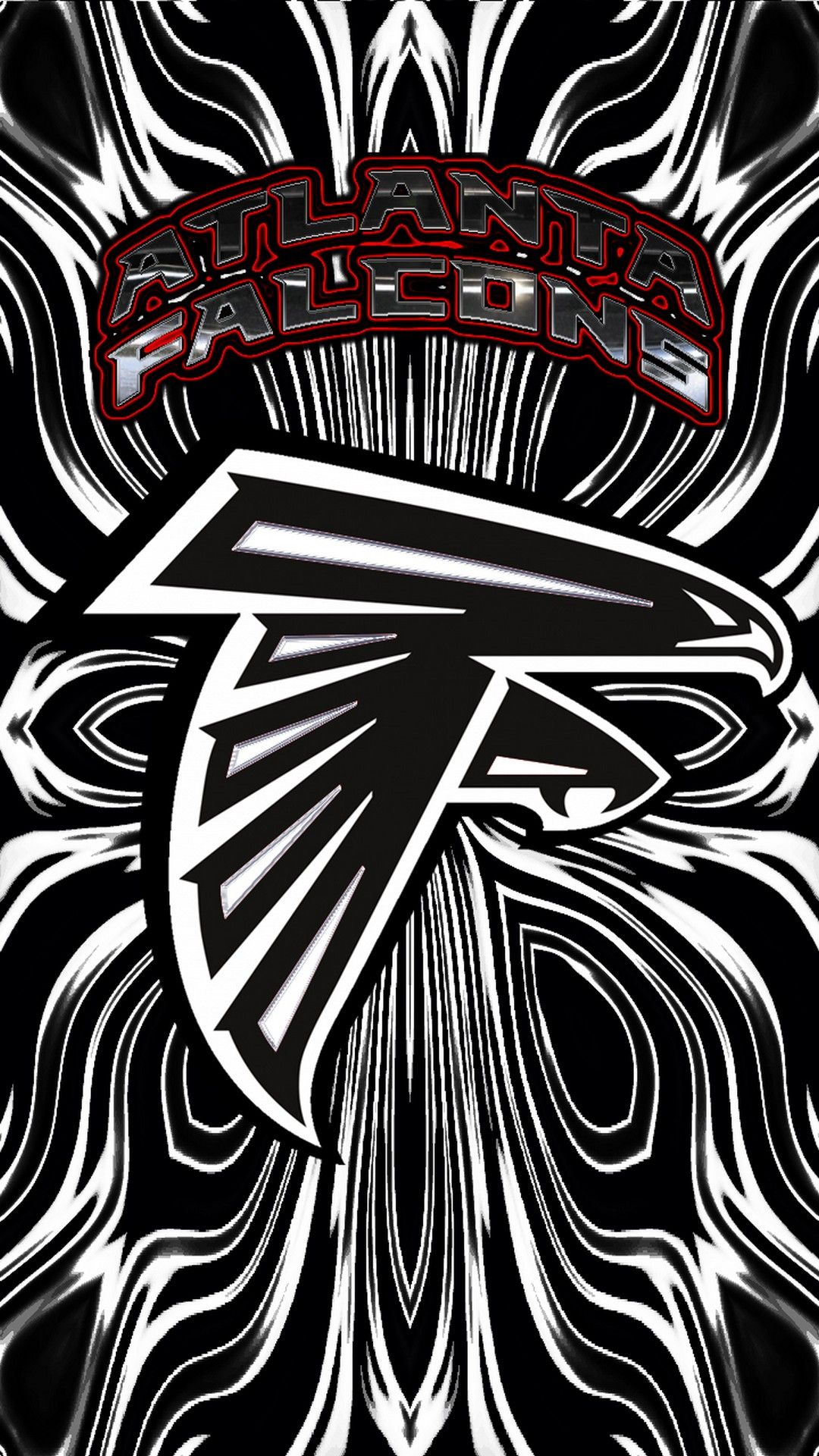 Atlanta Falcons Iphone X Wallpaper Is The Best High Definition Nfl Wallpaper In 2020 Enjoy And Set As Wallpa In 2020 Atlanta Falcons Wallpaper Atlanta Falcons Falcons