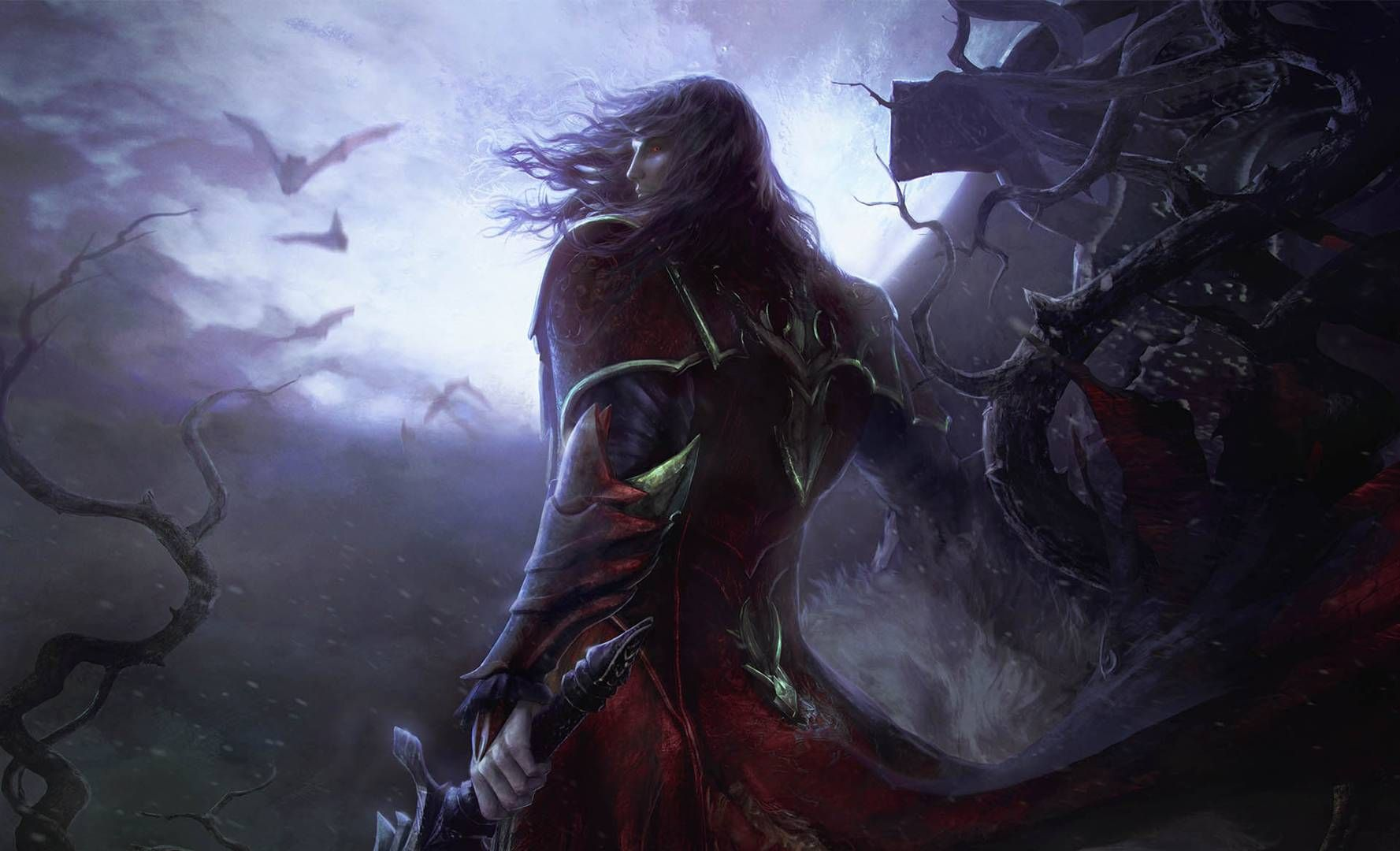 Castlevania Lords Of Shadow Mirror Of Fate Wallpapers In 1080p Hd