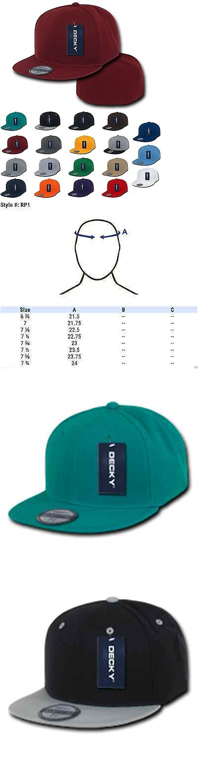 d66d9c7dedf Mens Accessories 45053  30 Lot Retro Fitted Flat Bill Baseball Hats Hat  Caps Cap Decky Blank Wholesale -  BUY IT NOW ONLY   174.99 on eBay!