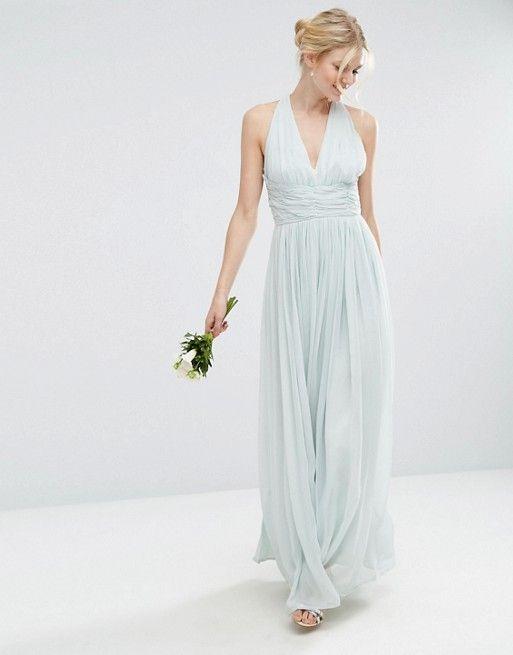 ASOS Petite | ASOS PETITE WEDDING – Hollywood – Maxikleid | Wedding ...