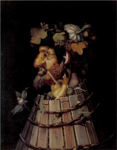 Autumn - Giuseppe Arcimboldo