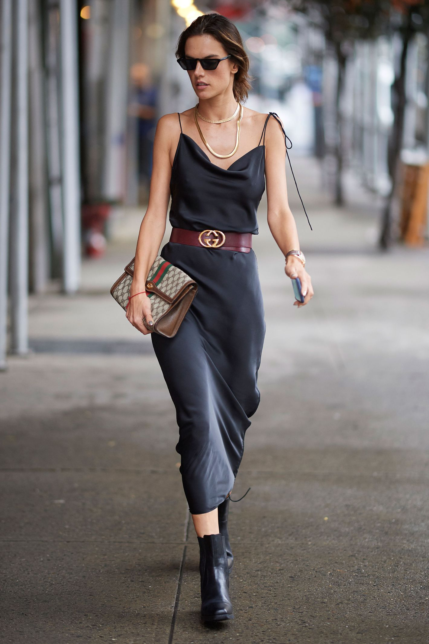 15 autumn dressing ideas from the New York street stylers