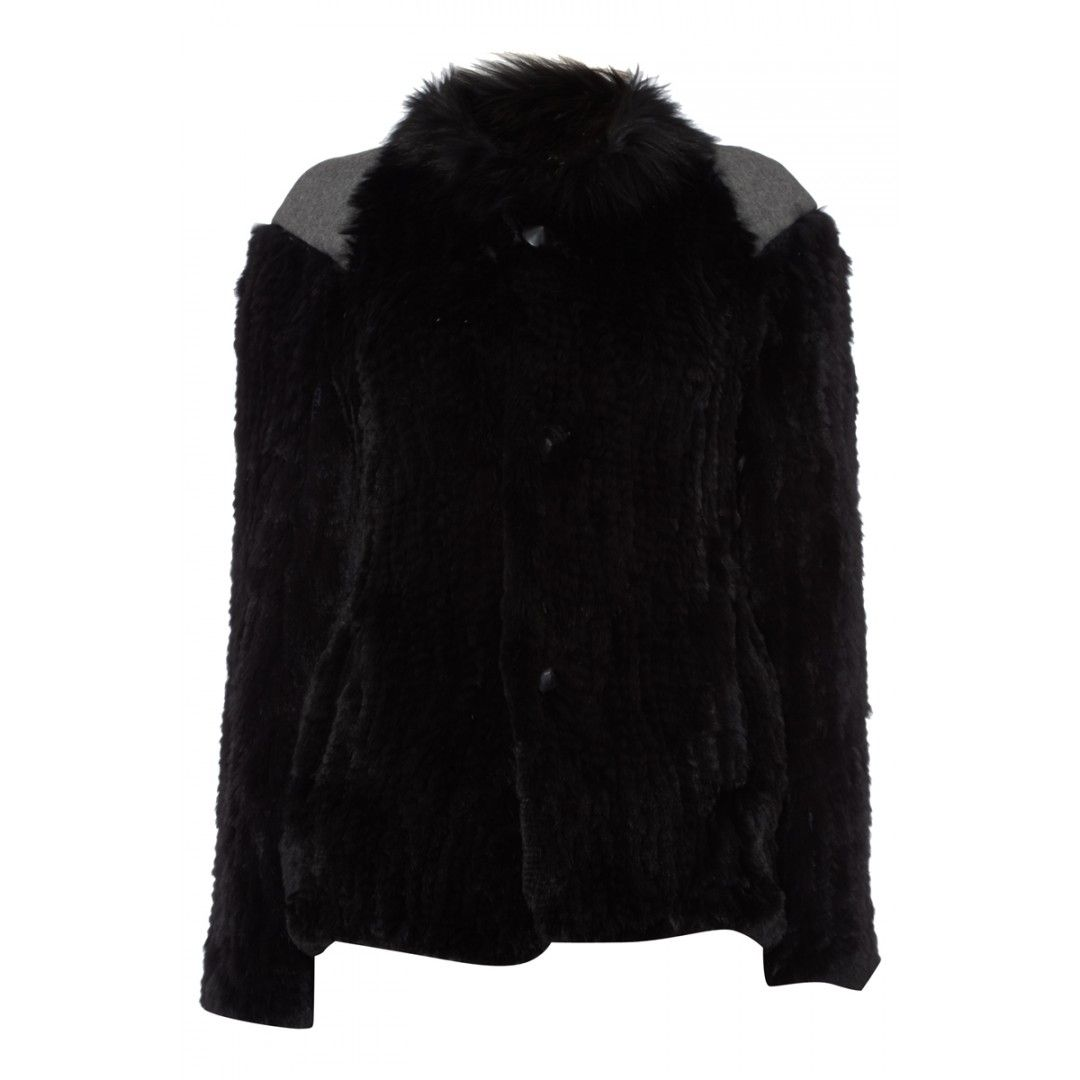 Hockley Reversible Fur Jersey Jacket. Now: £650. Was:  £1,900. http://www.covetique.com/clothing/jackets/hockley-reversible-fur-jersey-jacket-14196.html?___SID=U