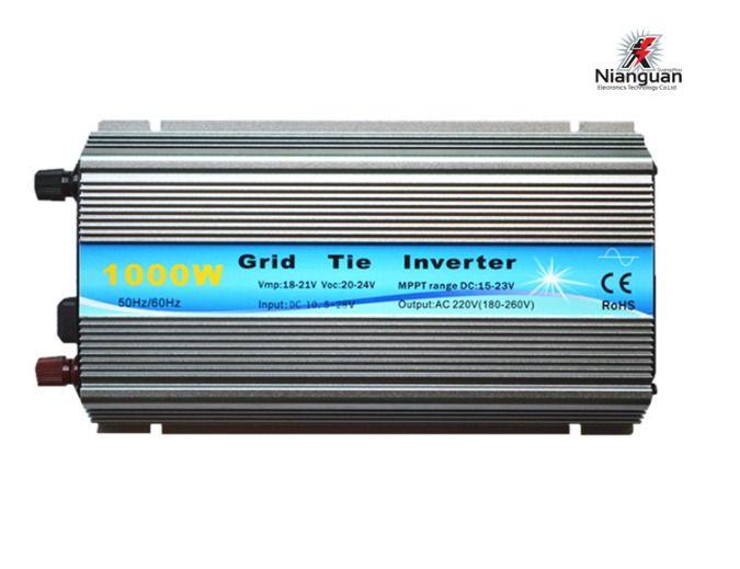 1000W Grid Tie Inverter 110V or 220V MPPT Pure Sine Wave