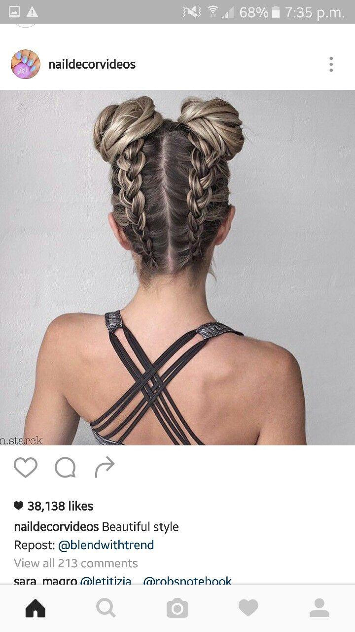 Pin by luisa nunes on pentiado inspirado pinterest hair style