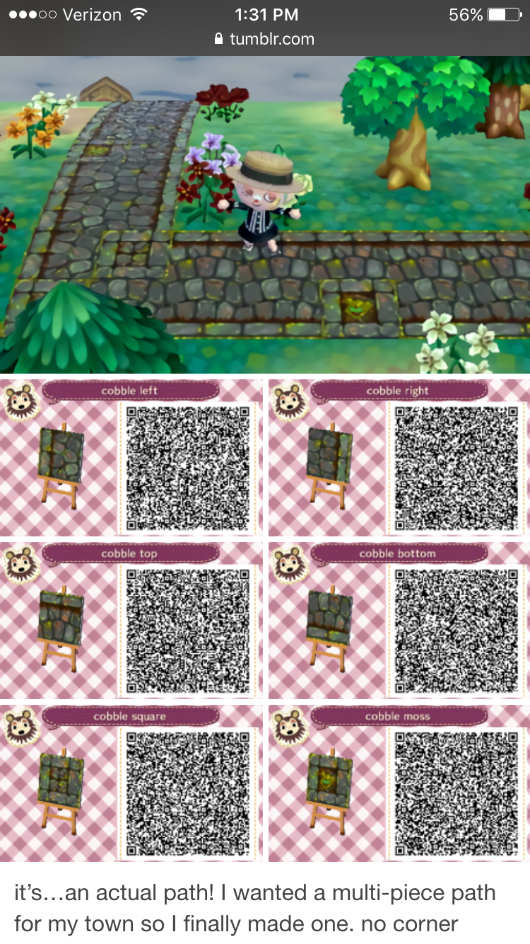 a cool path i found on google 3  animal crossing 3ds