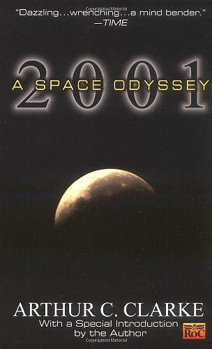 Before the film was 2001: A Space Odyssey the book. A single massive stone is discovered beneath the surface of the moon, and a manned spacecraft, Discovery, is sent to investigate the monolith. What the crew does not know is that the ship's computer is looking to outsmart them all.