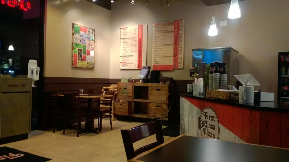 Pin By Hometownoc On First Class Pizza In Foothill Ranch