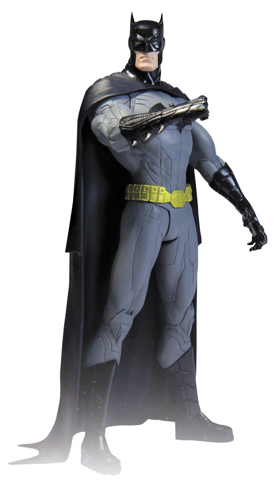 DC Direct Justice League -  Batman Actsblion Figure