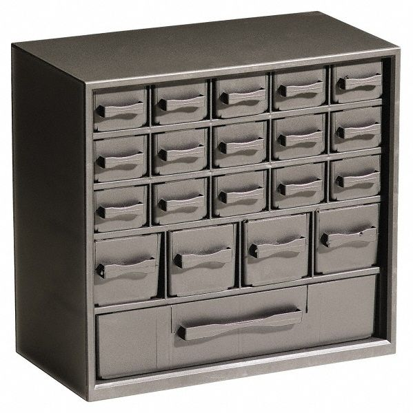 Small Parts Storage Cabinet / Storage Of Inventory / Small Supplies 12  Inches Wide X 11