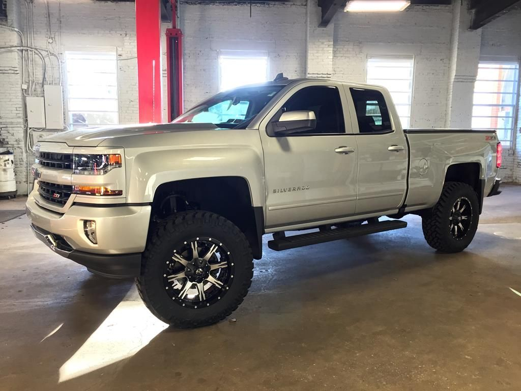 Silverado 1996 chevy silverado accessories : LIFTED CHEVY SILVERADO WITH 20″ FUEL WHEELS | Silverado / Sierra ...