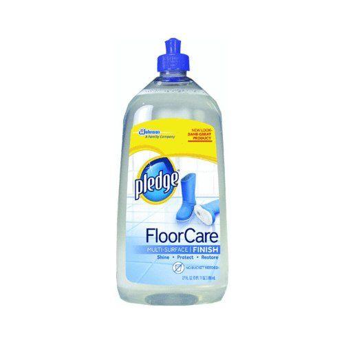 Use To Stiffen Beadwork Sc Johnson Pledge Floor Care Multi